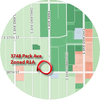 3748 Park Ave Zoning