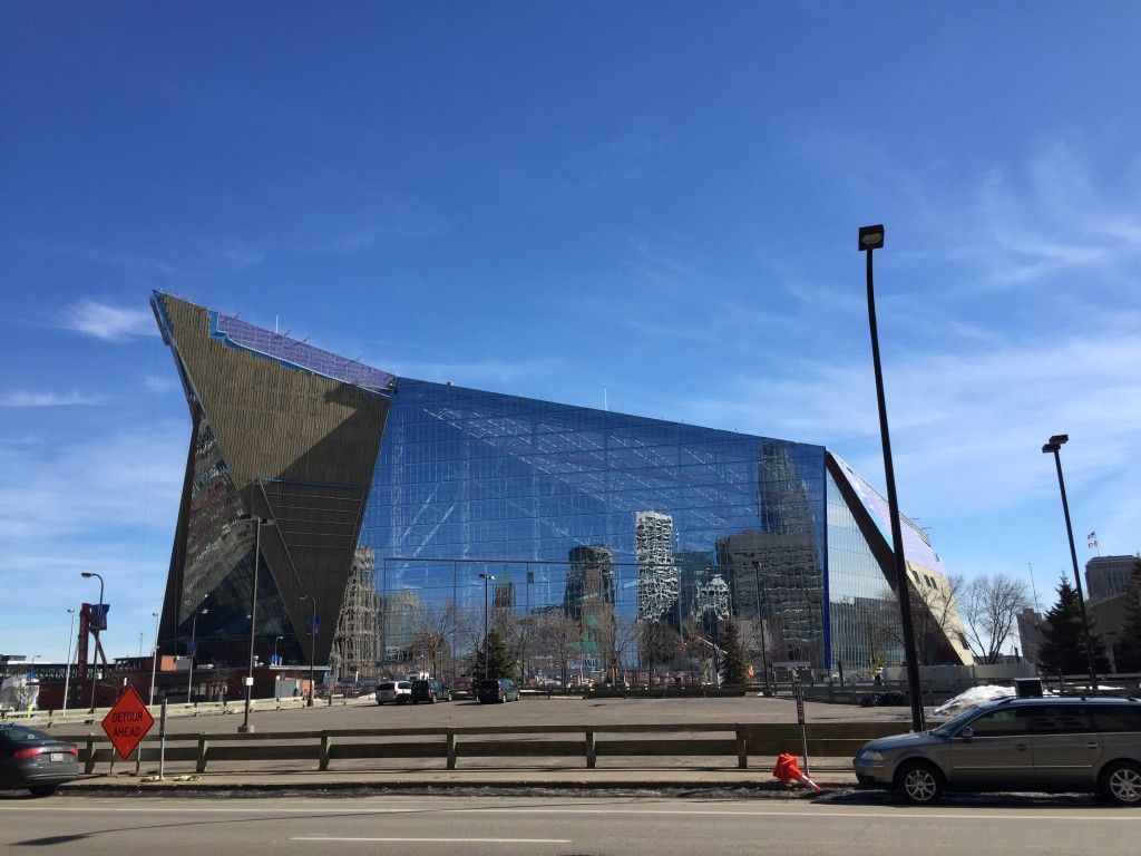 U.S. Bank Stadium, 900 S 5th Street, Minneapolis, MN