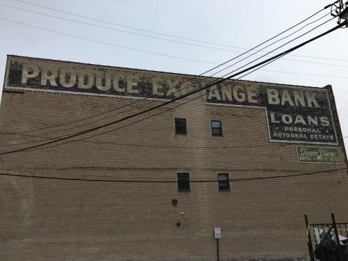 Produce Exchange Bank