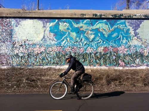 This Bicyclist welcomes spring and the upcoming advocacy season.