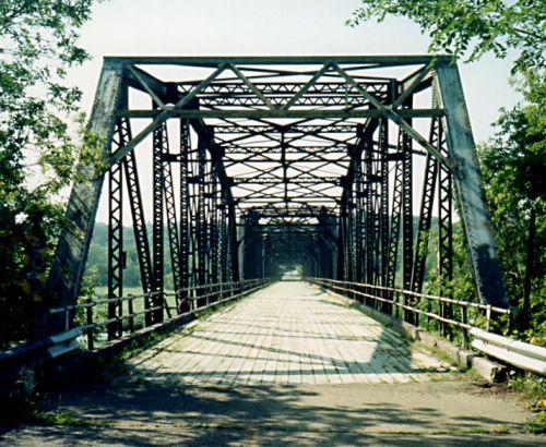 The Old Cedar Bridge, around 2002
