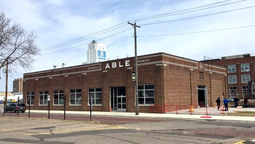 Able Seedhouse + Brewery