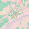 Map of city block in downtown Saint Paul.