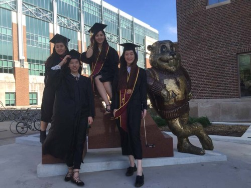 University of Minnesota College of Liberal Arts graduates