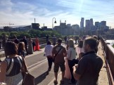 Formal season on Stone Arch Bridge