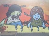 Sunrise Cyclery mural