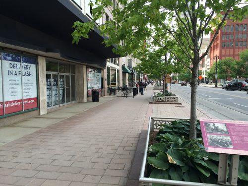 Basic Building Blocks for Good Urbanism on Woodward Avenue