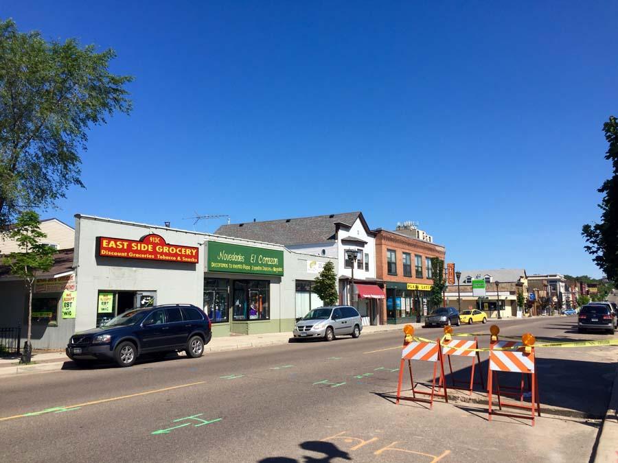 Payne Avenue businesses