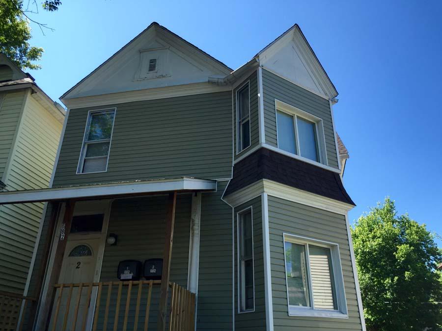 Zebulon Olson house, 682 E Magnolia Ave