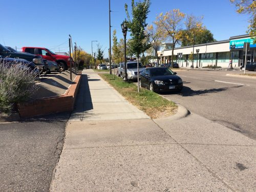 Too Often, Grass Boulevards Look Ratty