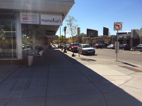 Cleveland Avenue - Great Urban Boulevard