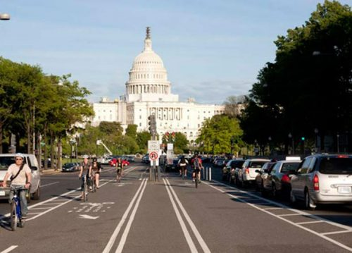 Making bicycling a national issue (Photo: bicycling.com)