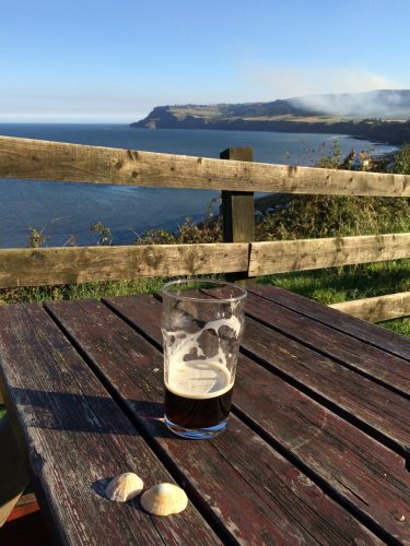 The Most Scenic Pint, Robin Hood's Bay