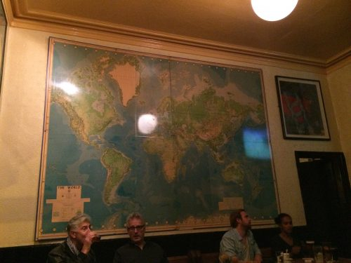 Pondering My Next Trip Over a Pint at the Prince George