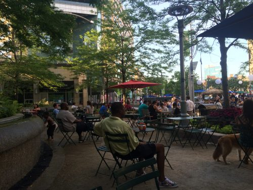 Campus Martius in Detroit - A Great Urban Park