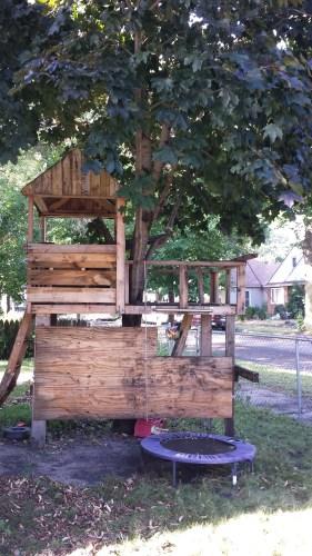 Bottineau: Tree House