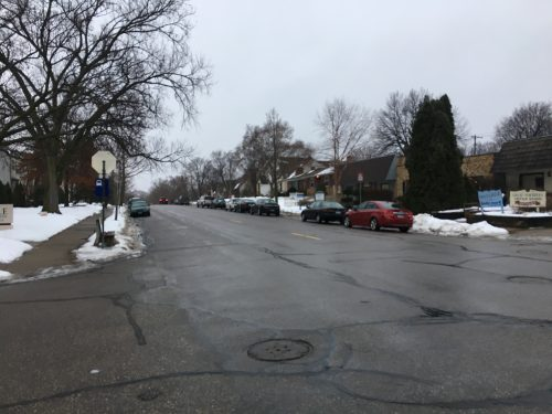 5200 block of Bloomington Avenue at 8:11am on January 20, 2017