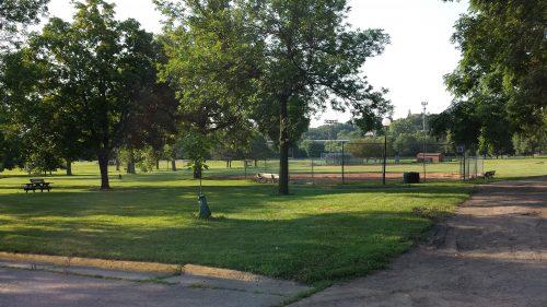 Playing Fields at Bryn Mawr Meadows