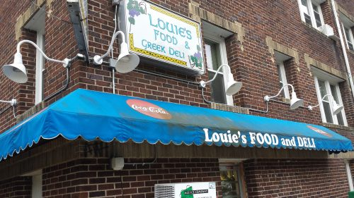 Louie's Food and Deli, 35th and Dupont