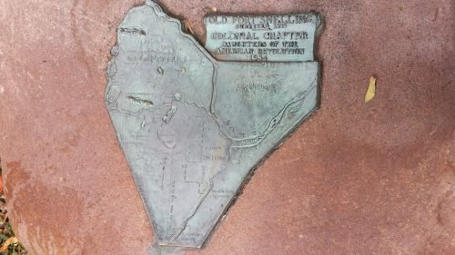 Old Fort Snelling Plaque