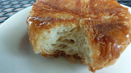 Kouign Amann at Rustica Bakery