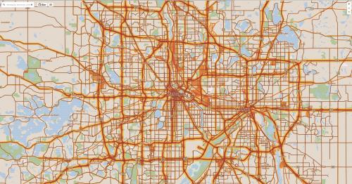Noise Map 2016