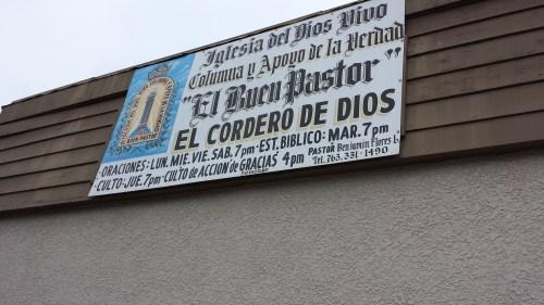 Church at 3700 4th Ave. S.