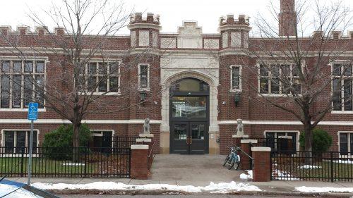 Hosmer Library, 347 E. 36th St. (1916)