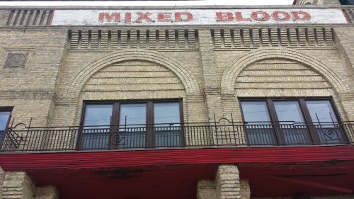 Upper Level Front, Mixed Blood Theatre, 1501 4th St. S.