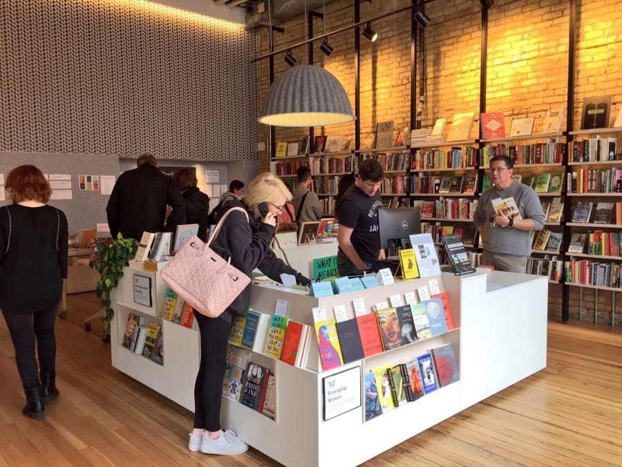 Inside Milkweed Books