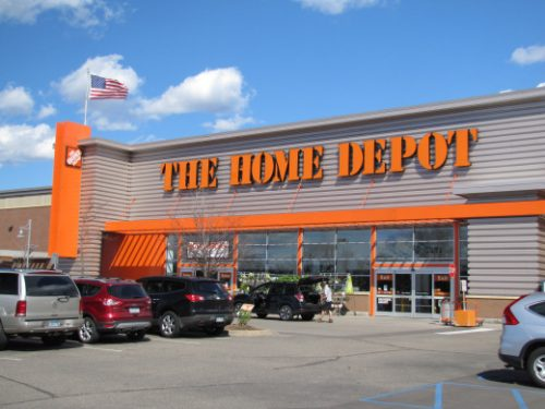 The Richfield South Minneapolis Home Depot