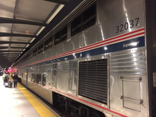 Amtrak Superliner