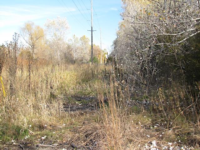Abandoned US 61