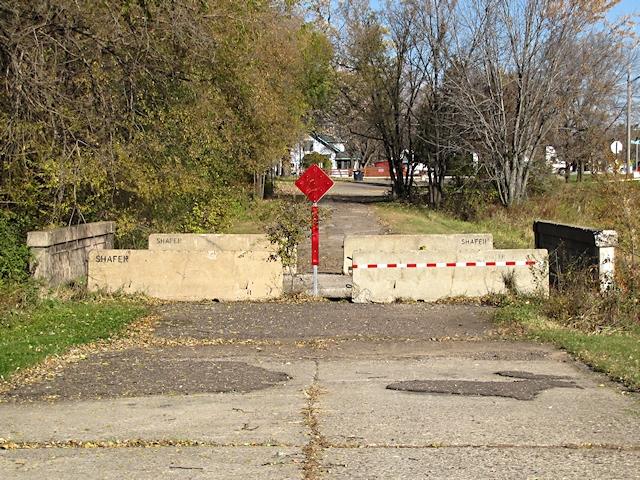 Abandoned Stacy Bridge