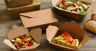 Biodegradable Takeout Containers