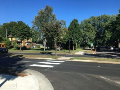Lexington Crosswalk 2