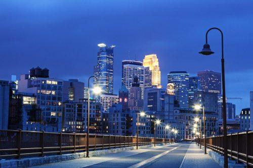 Downtown Night