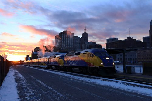 Northstar Train at Union Depot