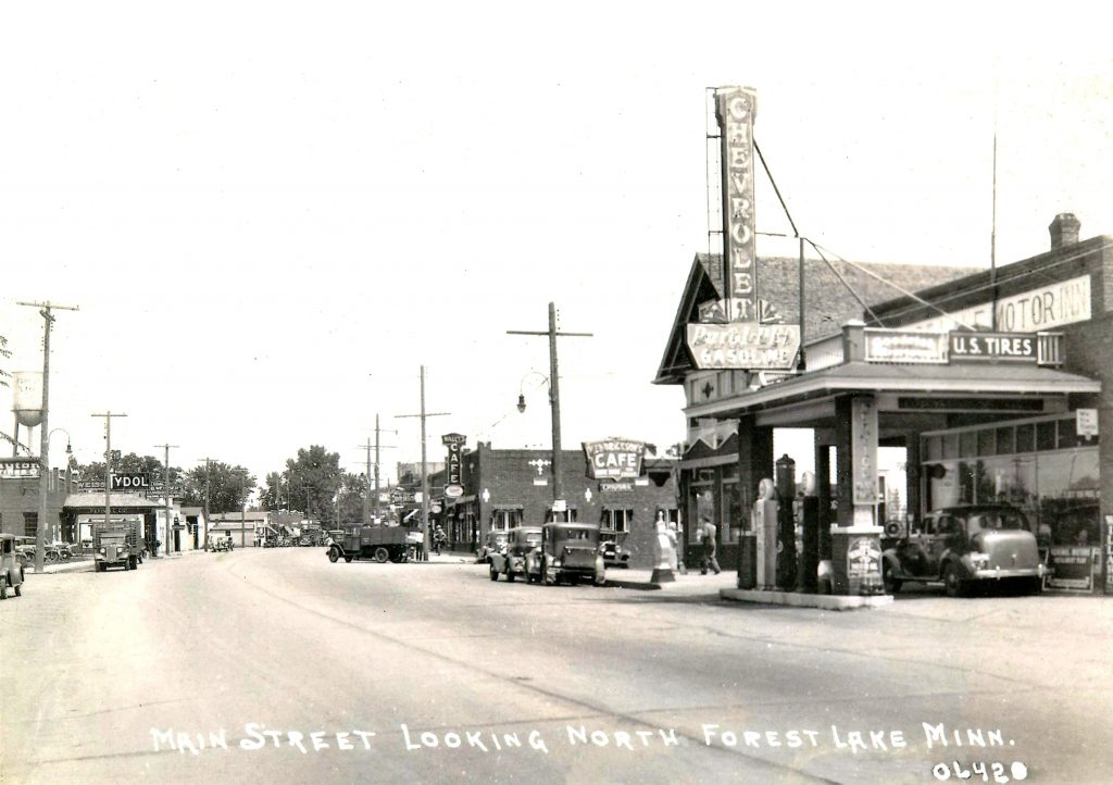 Forest Lake Street