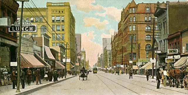 Superior Street Postcard 3