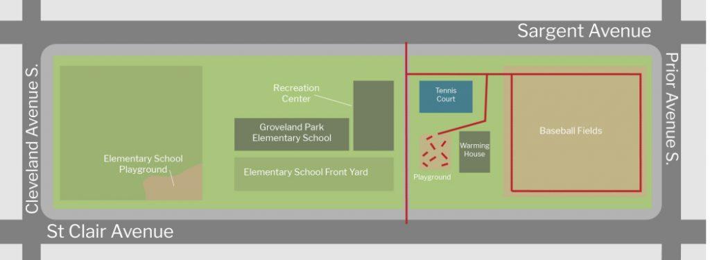 Figure 1. Site Map