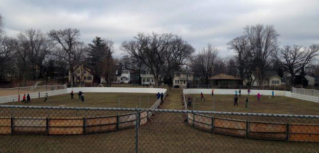 Stp Soccer Hockey Rinks