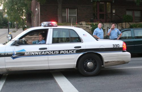 Minneapolis Police, by Tony Webster, via Creative Commons