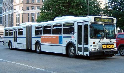 Metro Transit 5 Bus