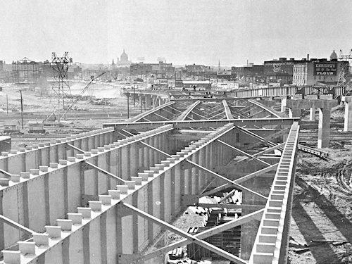 Interstates 1960s 1