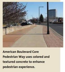 American Blvd Bloomington Alternative Pedestrian Plan