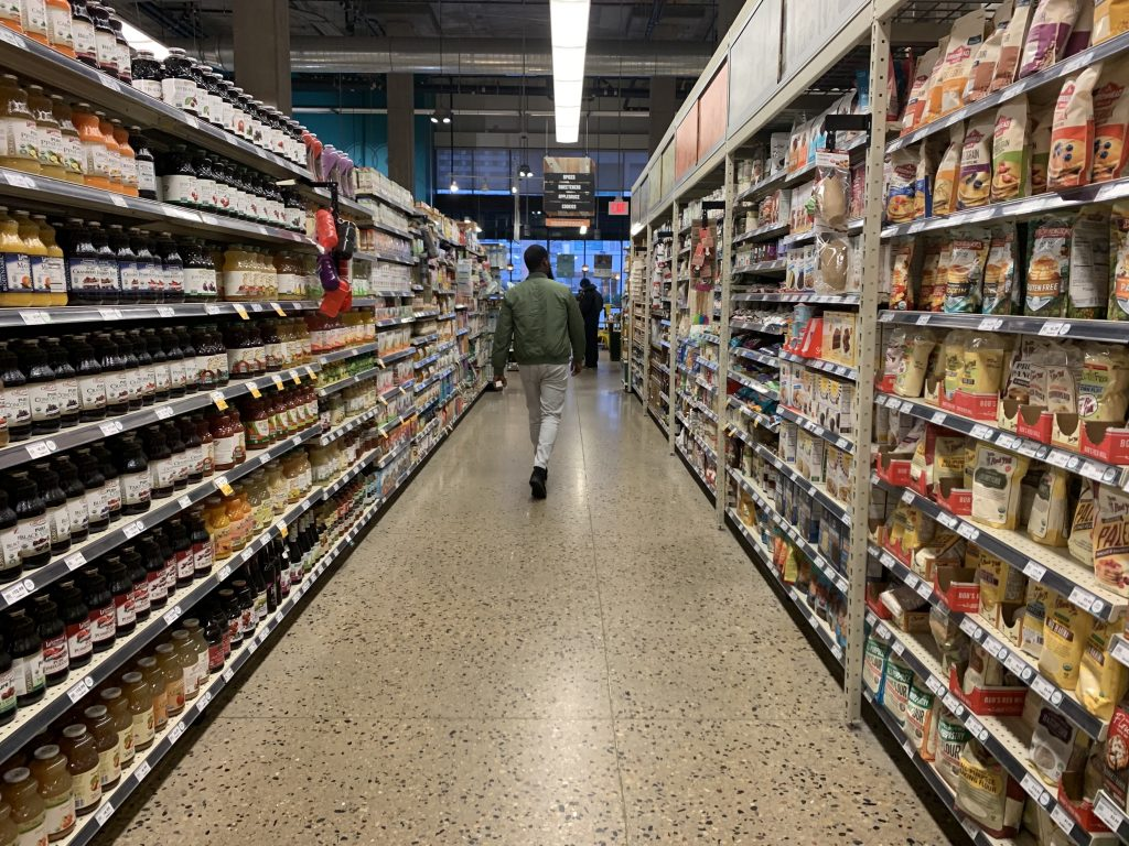 Affordability: Shopping at and Living Near Grocery Stores
