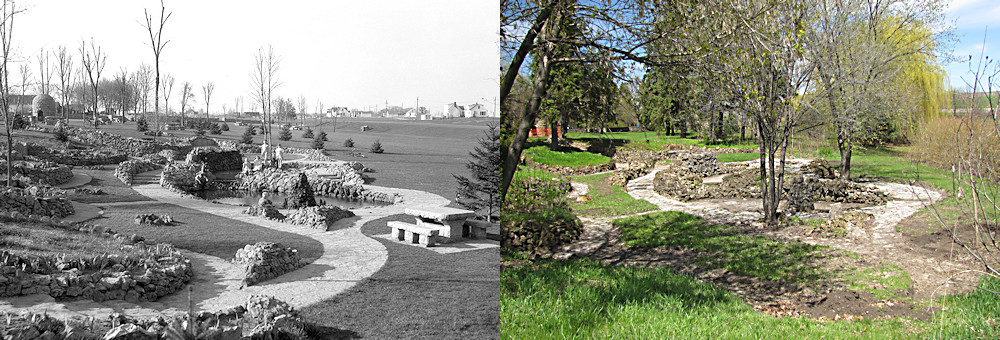 Lilac Way Graeser Then Now
