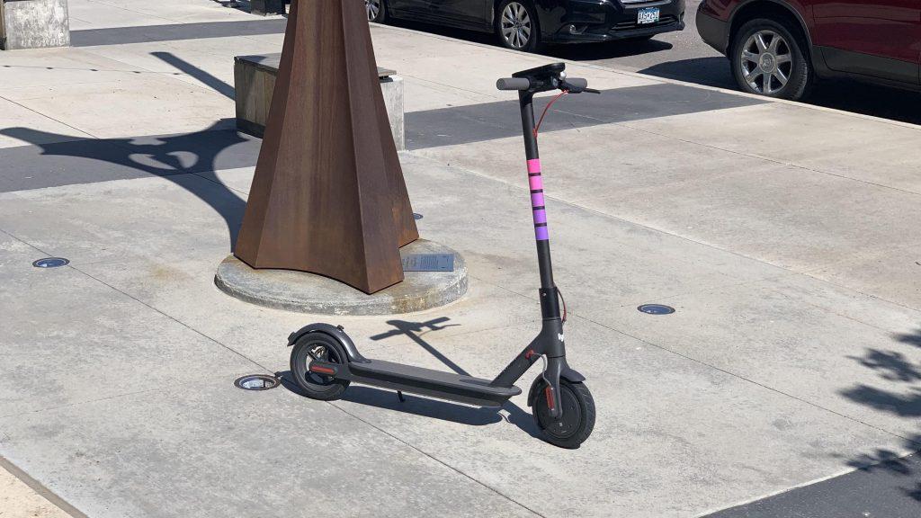 2019 Lyft Scooter At Nordhaus