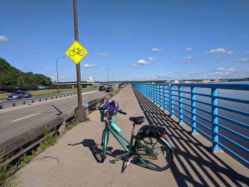 Trail, Mississippi River